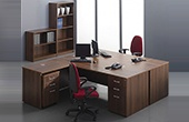 Malbec Panel End Desks