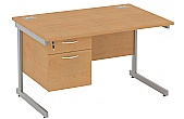 Next Day Rectangular Desks