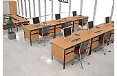 NEXT DAY Nova Rectangular Desks