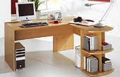 Corner Home Office Desks