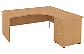Panel End Desks