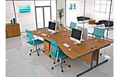 Solar Office Desks