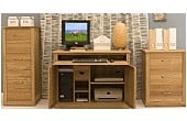 Cavalli Solid Oak Home Office Furniture