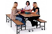3 in 1 Folding Table & Bench
