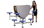 Folding Mobile Dining