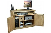 Solid Wood Computer Desks