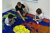 Geography Carpets