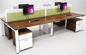 NEXT DAY Velocity Bench Desks