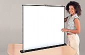 Desktop Projection Screens