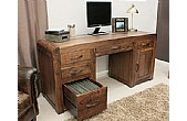 Hampshire Solid Walnut Home Office Furniture
