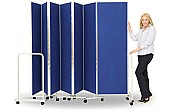 Concertina Display & Room Dividers