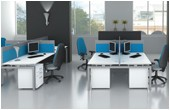 Linear Bench Office Desks
