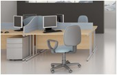 Modus Contract Cantilever Desks