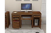 Fernhurst Solid Walnut Home Office Furniture