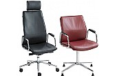 Sven HBB Leather Chairs
