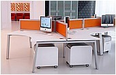 Elite Linnea Cluster Add On Desks