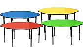 Height Adjustable Education Tables