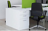 Elite Flexi Desk High Pedestals