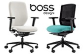 Boss Design Bad Back Chairs