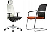 Grammer Office GLOBEline Mesh Chairs