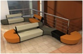 BN Magnes Modular Soft Seating