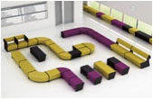 BN Modular Soft Seating