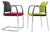 Boss Design Mars Reception Chairs