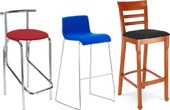 Tall / Bar Stools £150 - £250