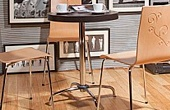 Wooden Bistro Tables <br>£71 - £100</br>