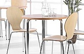 Wooden Bistro Tables <br>£100 - £150</br>