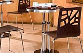 Wooden Bistro Tables <br>£150 - £200</br>