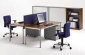 BN Easy Space Fixed Height Desks