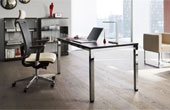 Easy Space Fixed Height Rectangular Desks