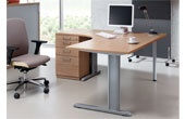 BN Easy Space Fixed Height Ergonomic Desks