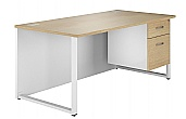 NEXT DAY Duo Pedestal Desks
