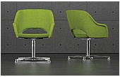 Gresham Motile Task Soft Seating