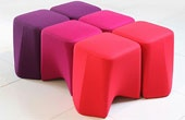 Boss Design Hoot Modular Reception Stools
