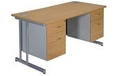 Merge Rectangular Desks