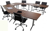 Folding Meeting Tables