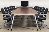 Verco Boardroom Tables