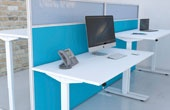 Accolade Lite Sit-Stand Rectangular Desks