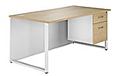 Duo Pedestal Desks