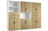Pure Combination Cupboards