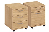 NEXT DAY Commerce II Drawer Pedestals