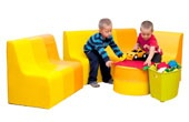 PlayScapes Soft Seating