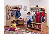 PlayScapes Wooden Nursery Furniture