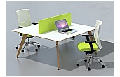 Sven Ligni 2 Person Bench Desk