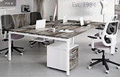 NEXT DAY Concept Classic Bench Desks