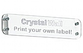 Spaceright Crystal Wall Accessories
