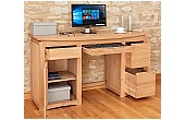 Addison Solid Oak Home Office Furniture